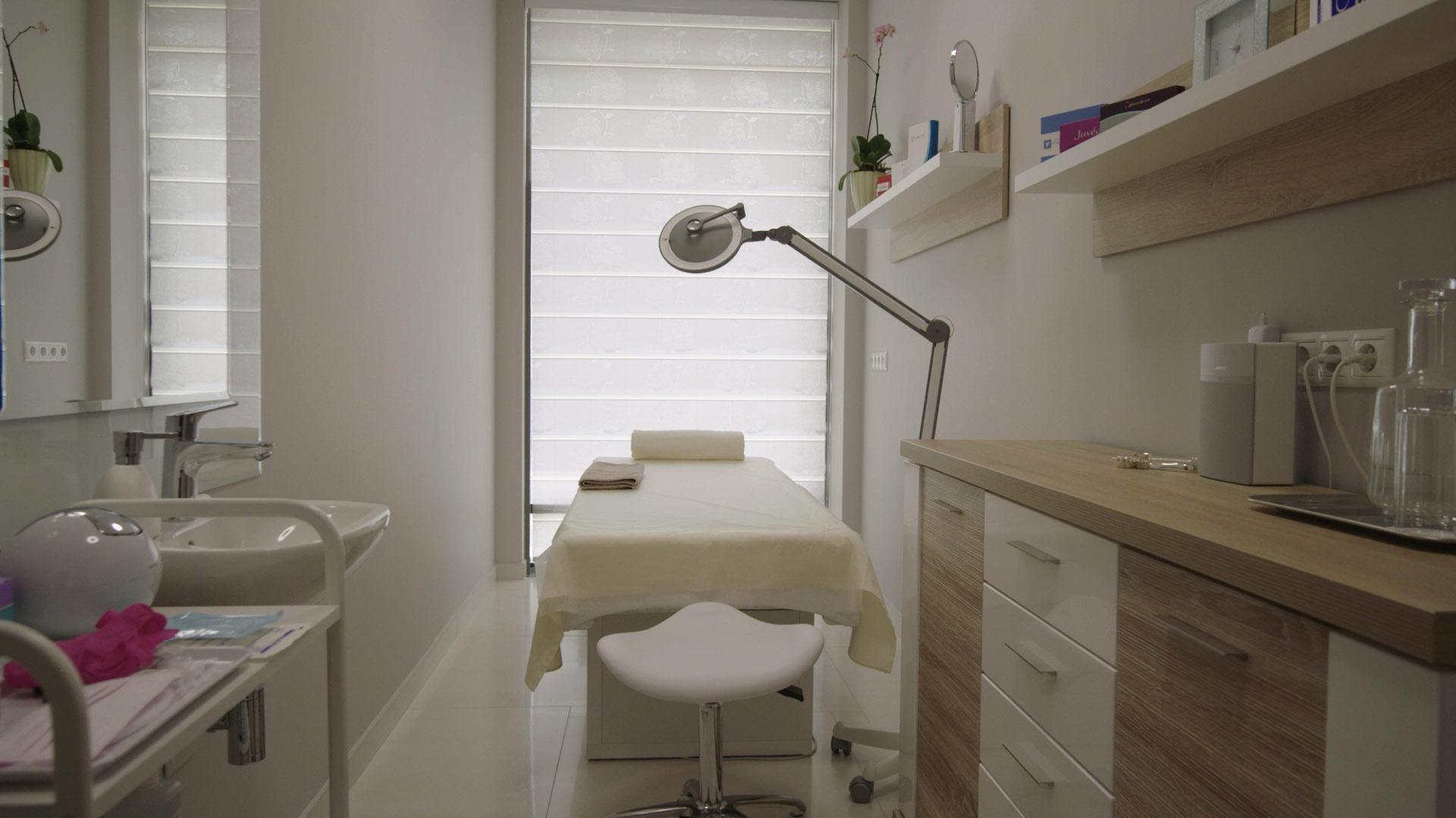 Медицинская косметология в салоне красоты Monte