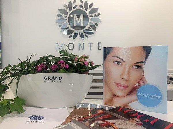Салон красоты Monte